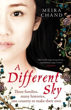 A Different Sky by Meira Chand