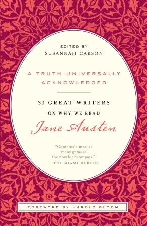 A Truth Universally Acknowledged by Susannah Carson