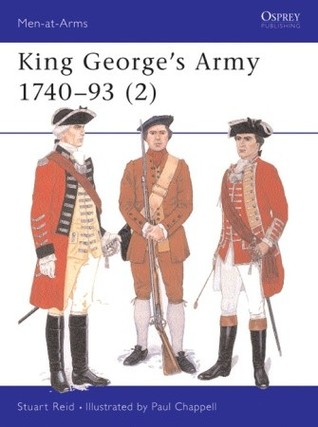 King George's Army 1740-93 (2): Men-At-Arms