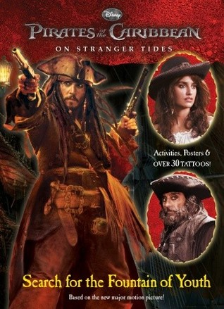 Search for the Fountain of Youth (Pirates of the Caribbean: On Stranger Tides)