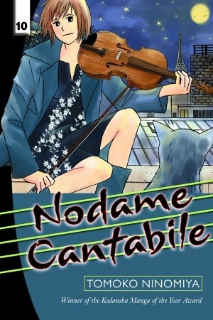 Nodame Cantabile, Vol. 10 (Nodame Cantabile #10)
