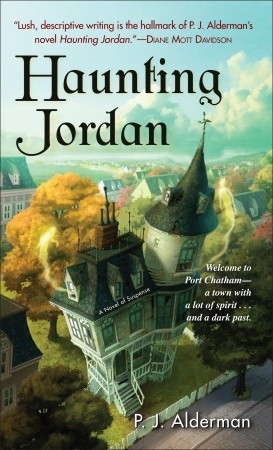 Haunting Jordan by P.J. Alderman