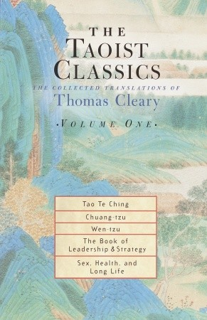 The Taoist Classics, Volume 1 by Thomas Cleary