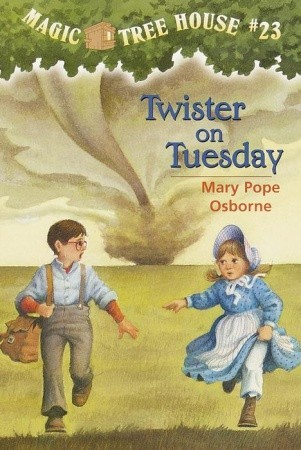 Twister on Tuesday by Mary Pope Osborne