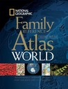 National Geographic Family Reference Atlas Of The World, Thir... by National Geographic Society