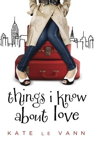 Things I Know About Love by Kate le Vann