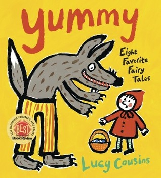 Yummy by Lucy Cousins