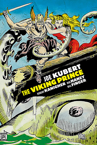 The Viking Prince (The Joe Kubert Library)