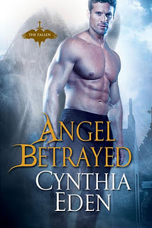 Angel Betrayed by Cynthia Eden