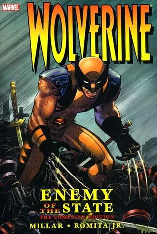 Wolverine: Enemy of the State (Wolverine, Volume III #4-5)