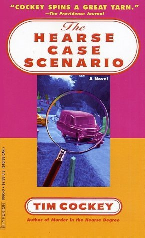 The Hearse Case Scenario (Hitchcock Sewell #3)