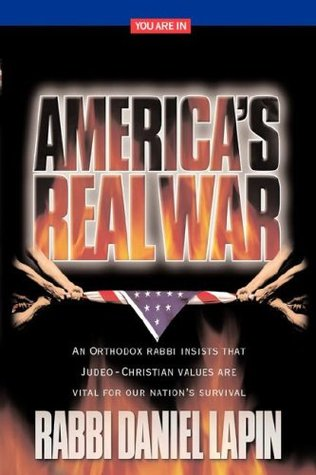 America's Real War by Daniel Lapin
