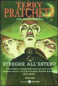 Streghe all'estero by Terry Pratchett
