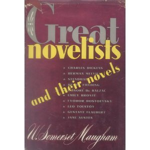 Great novelists and their novels;: Essays on the ten greatest novels of the world, and the men and women who wrote them