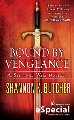 Bound by Vengeance by Shannon K. Butcher