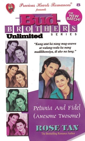 Petunia And Fidel: Awesome Twosome (Bud Brothers Unlimited Series #8)
