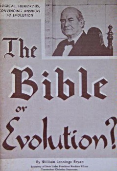 The Bible Or Evolution