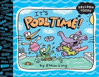 Balloon Toons: It's Pooltime