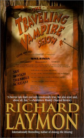The Traveling Vampire Show - Richard Laymon