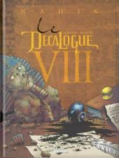 Le Décalogue, Tome 8 by Frank Giroud