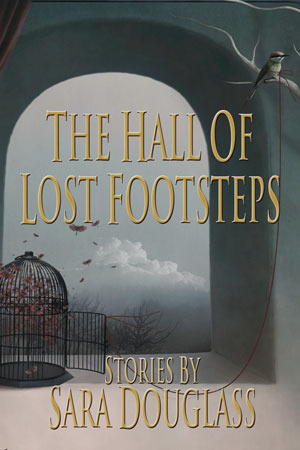 The Hall of Lost Footsteps by Sara Douglass