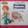 A Book About Breaking Promises (Help Me Be Good Series)