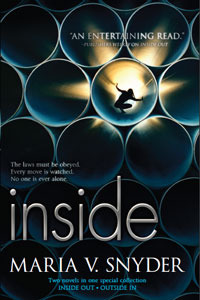 Inside by Maria V. Snyder