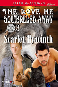 The Love He Squirreled Away by Scarlet Hyacinth