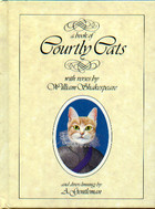A Book of Courtly Cats: With Verses by William Shakespeare