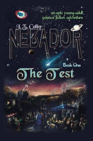 The Test by J.Z. Colby