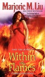 Within the Flames: A Dirk  Steele Novel