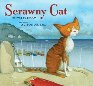 Scrawny Cat by Phyllis Root