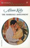 The Marriage Assignment
