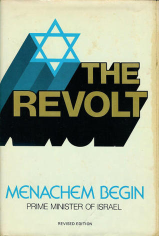 The Revolt by Menachem Begin