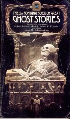 The 5th Fontana Book of Great Ghost Stories by Robert Aickman
