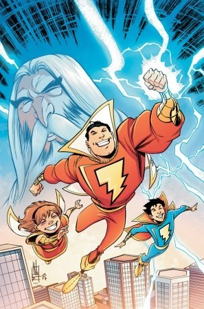 Billy Batson & the Magic of Shazam!: Back in Black