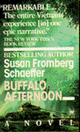 Buffalo Afternoon by Susan Fromberg Schaeffer