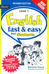English fast & easy for students (level 1)
