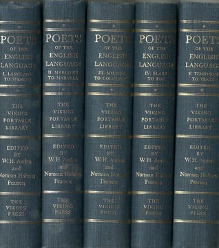 Poets of the English Language by W.H. Auden