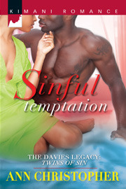 Sinful Temptation by Ann Christopher
