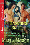 The Ranchers' Bride (The Men of Space Station One, #2)