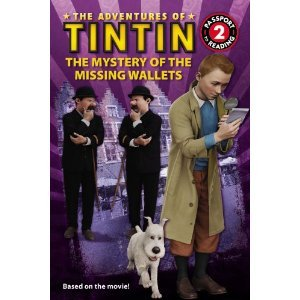 The Adventures of Tintin: The Mystery of the Missing Wallets (The Adventures of Tintin)