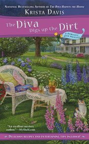 The Diva Digs Up the Dirt by Krista Davis