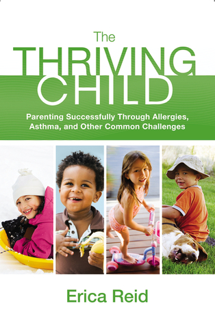 The Thriving Child by Erica Reid