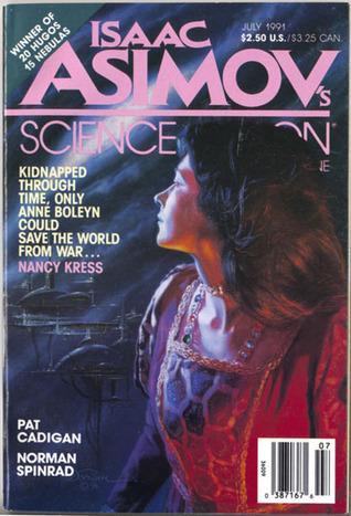 Isaac Asimov's Science Fiction Magazine, July 1991 (Asimov's Science Fiction, #173)