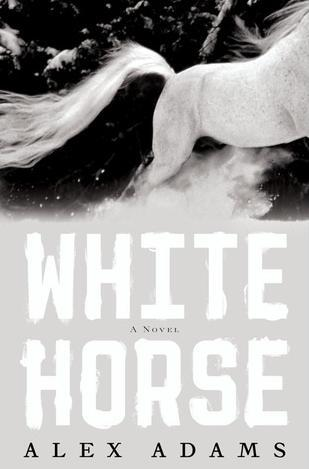 White Horse by Alex Adams