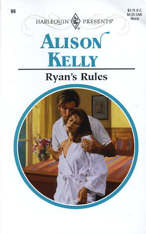 Ryan's Rules by Alison Kelly