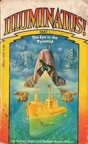 The Eye in the Pyramid by Robert Shea
