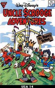 His Majesty McDuck (Uncle Scrooge Adventures #14)