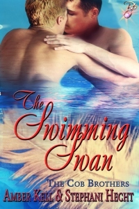 The Swimming Swan by Amber Kell